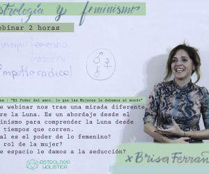 Charla (2hs) de Astrología y feminismo e introducción a la Luna Astrológica