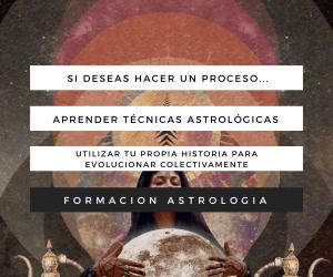 Curso Introducción a la Astrología Holística (combo)-3 meses